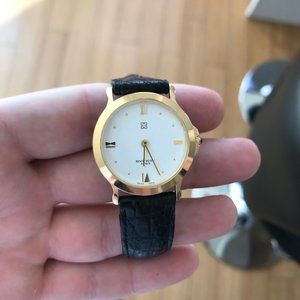 Givenchy Gold Watch